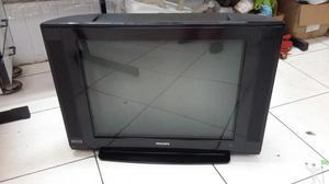 Tv philips 29 polegadas, tela plana