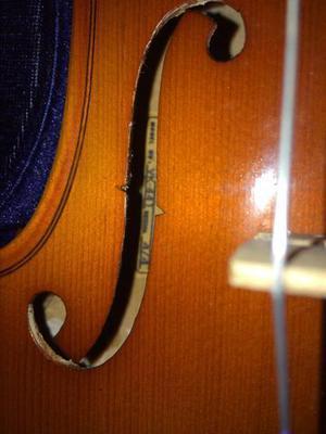 Violino eagle 4/4 com braço de madeira preta