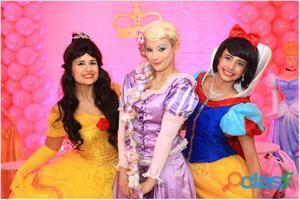 Melhor da Região Princesas Disney Personagens vivos para festas e eventos Bh e região
