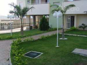 Apartamento residencial para locação, valle verde,