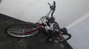 Bicicleta 21 marchas impecável