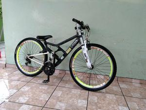 Bicicleta aro 26 por som automotivo ou rodas 4x100