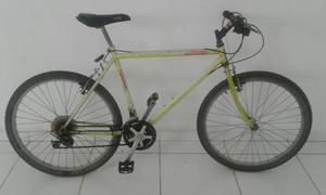 Bicicleta caloi montain bike aro 26 18 marchas