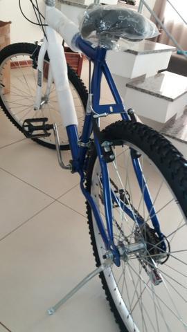 Bicicleta sport bike aro 26 nova