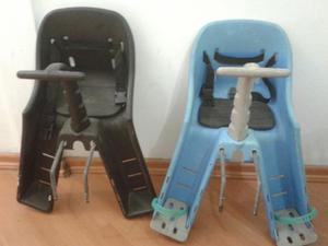 Cadeira infantil de bicicleta