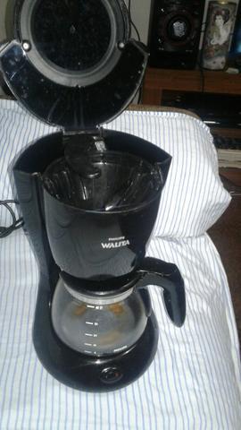 Cafeteira elétrica philips wallita