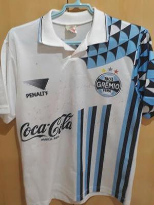 Camisa oficial grêmio autografada em Porto Alegre   OFERTAS ... eeabcfc378aff