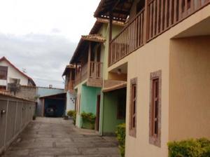 Casa duplex - 2 quartos - no bairro extensão do bosque em