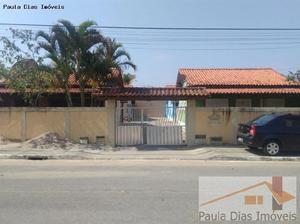 Casa para locação - araruama / rj, bairro pontinha
