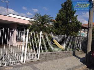 Casa residencial para venda e locação, jardim santa