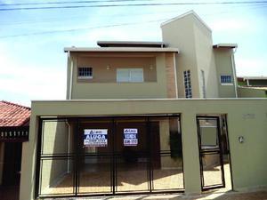 Casa residencial para venda e locação, residencial