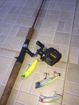 Kit de pesca
