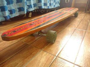 Longboard classico pouco usado venda urgente