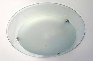 Luminária plafon circular