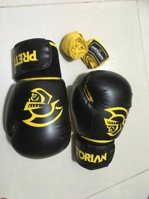 Luva de boxe - pretorian