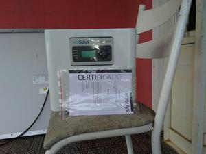 Placa solar 315 watt