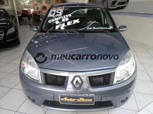 Renault sandero privilège hi-flex 1.6 8v 5p 2008/2009