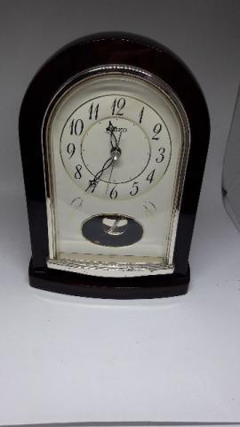 0c460abb453 Relógio de mesa japonês da seiko com pêndulo em Florianópolis ...