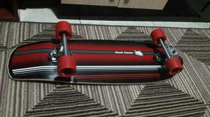 Skate longboard red nose (original)