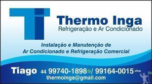 Thermo ingá refrigeração e ar condicionado