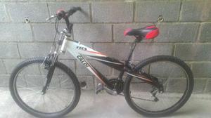 Vendo bicicleta caloi semi-usada