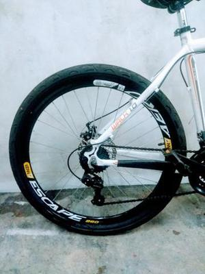 Vendo bicicleta gts m1 aro 26