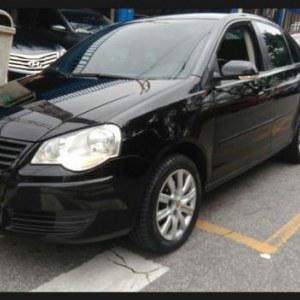Volkswagen Polo I MOTION 1.6 Total Flex 5p 2012