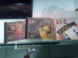 3 cds originais so as relíquias todos por 20$