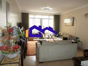 Apartamento de 114,00m² com 2 dormitórios, 2 banheiros e