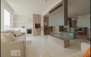 Apartamento residencial para locação, vila bertioga,