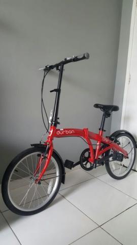 Bicicleta dobrável durban bay one