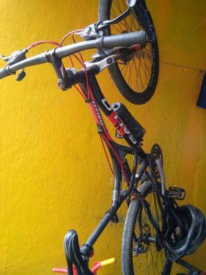 Bicicleta gallo arrow full 18 aro 26 alum
