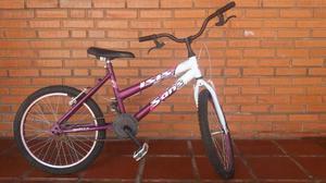 Bicicleta isis san's