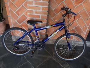 Bicicleta wendy bike aro 24 com 18 marchas