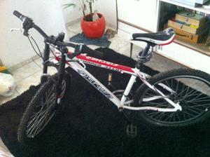 Bicicleta fischer aro 26- barbada