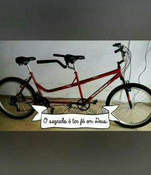 Bicicletas dupla