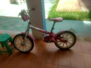 Bike caloi barbie seminova