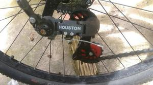 Bike houston aro 29 mtb freios a disco