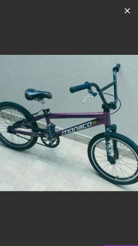 Bike cross monaco