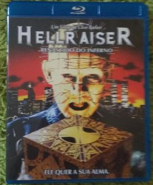 Blu-ray hellraiser: renascido do inferno