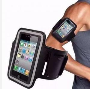 Braçadeira capa armband porta celular universal para