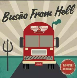 CD Busão From Hell (Rockabilly/Blues)