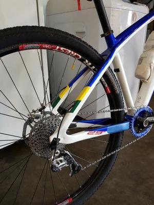 Caloi elite carbon team 29 t17