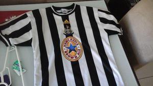 Camisa adidas original do new castle. maravilhosa 23450cb020ab4