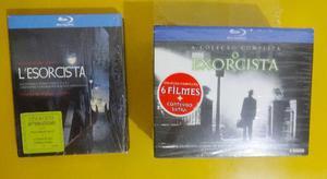 Coleção box / o exorcista em blu-ray + edição de 40 anos