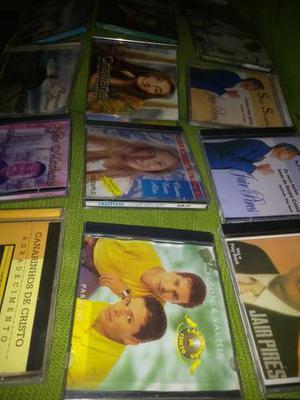 Diversos cds gospel só antigas