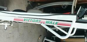 Esteira elétrica victory walk semi nova 220v