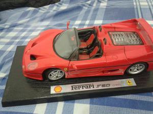 88197699bc Ferrari f50 maisto   ANÚNCIO fevereiro