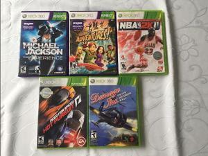 Jogos de Xbox 360 usados - São Bernardo do Campo