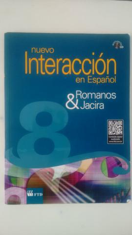 Livro espanhol 8 ano
